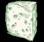 kaas groen